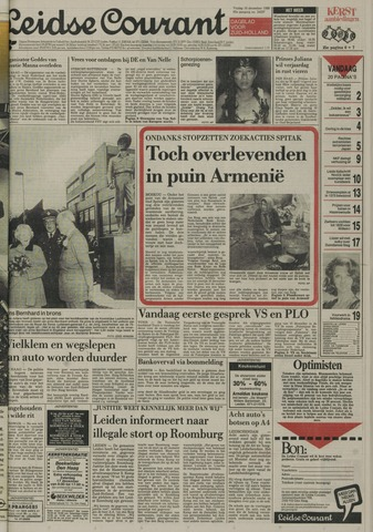 Leidse Courant 1988-12-16