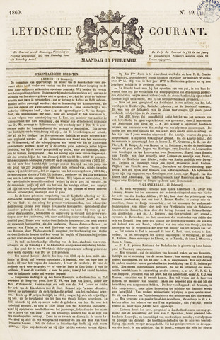 Leydse Courant 1860-02-13