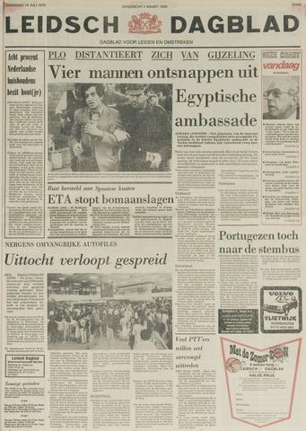 Leidsch Dagblad 1979-07-14