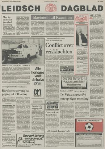 Leidsch Dagblad 1985-12-18