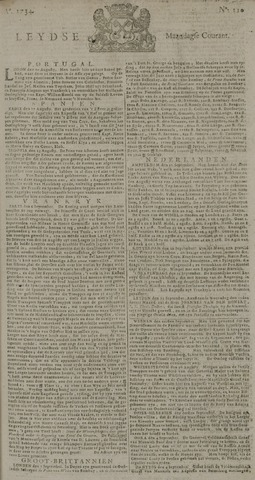 Leydse Courant 1734-09-13