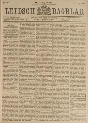 Leidsch Dagblad 1901-05-22