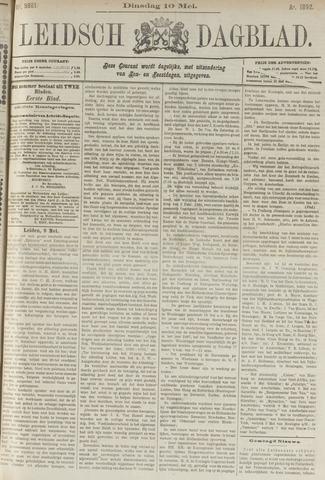 Leidsch Dagblad 1892-05-10