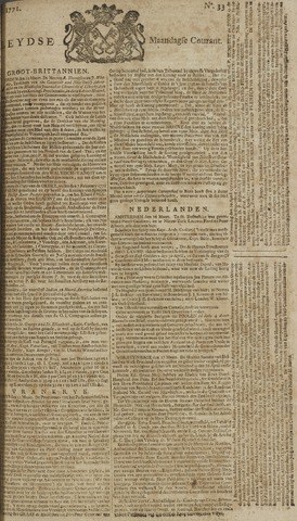 Leydse Courant 1771-03-18