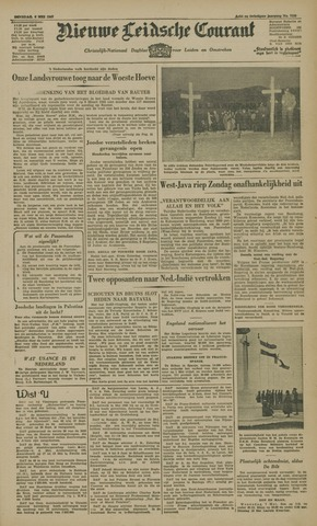 Nieuwe Leidsche Courant 1947-05-06