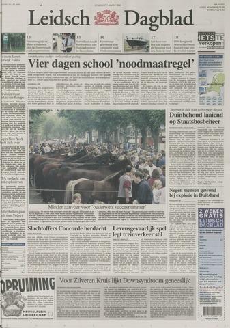 Leidsch Dagblad 2000-07-28