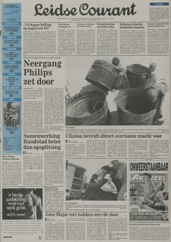 Leidse Courant 1992-11-05