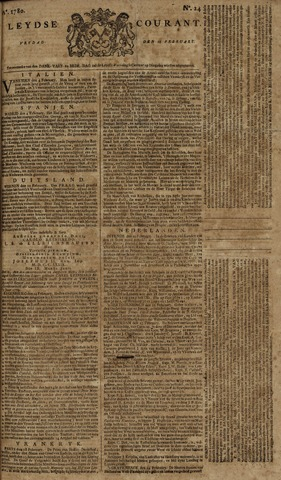 Leydse Courant 1780-02-25