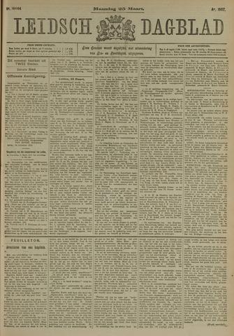 Leidsch Dagblad 1907-03-25