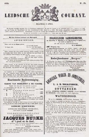 Leydse Courant 1876-04-03