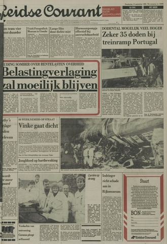 Leidse Courant 1985-09-12