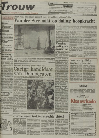Nieuwe Leidsche Courant 1980-08-13
