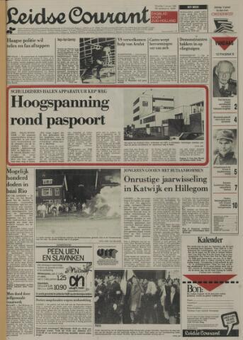 Leidse Courant 1989