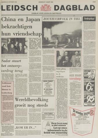 Leidsch Dagblad 1978-10-23
