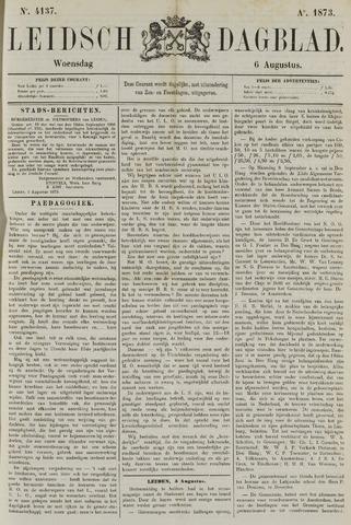 Leidsch Dagblad 1873-08-06