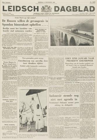 Leidsch Dagblad 1955-12-06