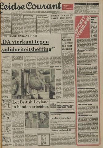 Leidse Courant 1981-11-02