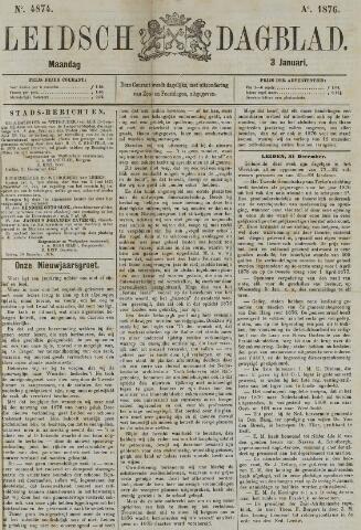 Leidsch Dagblad 1876-01-03