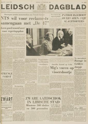 Leidsch Dagblad 1963-02-22
