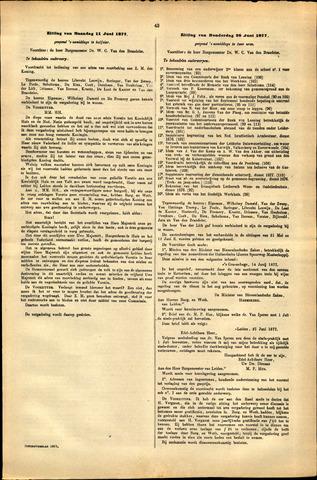 Handelingen van de Raad 1877-06-11