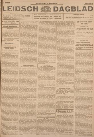 Leidsch Dagblad 1926-11-11