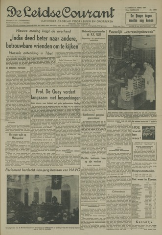 Leidse Courant 1959-04-04