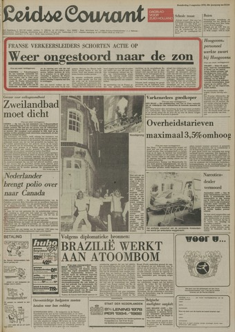 Leidse Courant 1978-08-03
