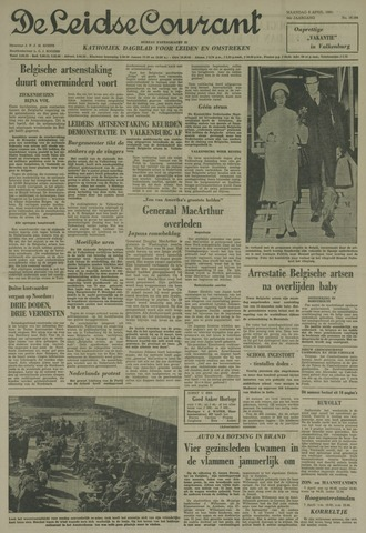 Leidse Courant 1964-04-06