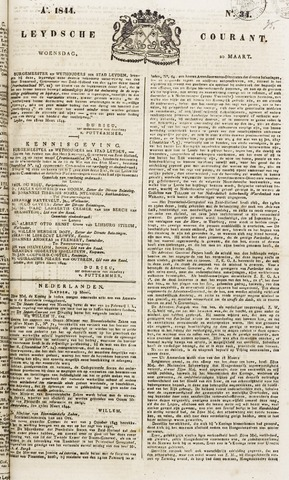 Leydse Courant 1844-03-20