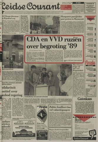 Leidse Courant 1988-08-27