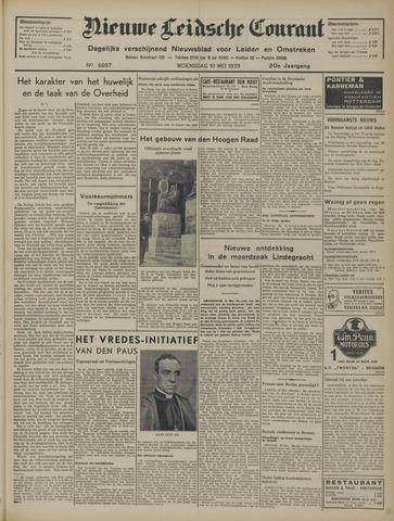 Nieuwe Leidsche Courant 1939-05-10