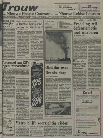 Nieuwe Leidsche Courant 1976-11-09