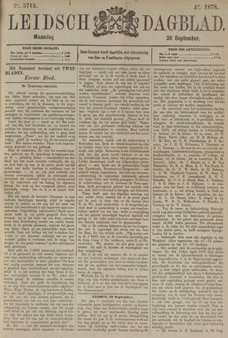 Leidsch Dagblad 1878-09-30