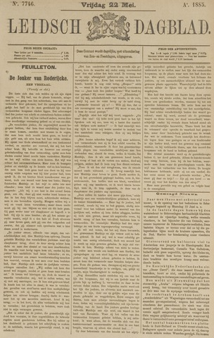 Leidsch Dagblad 1885-05-22