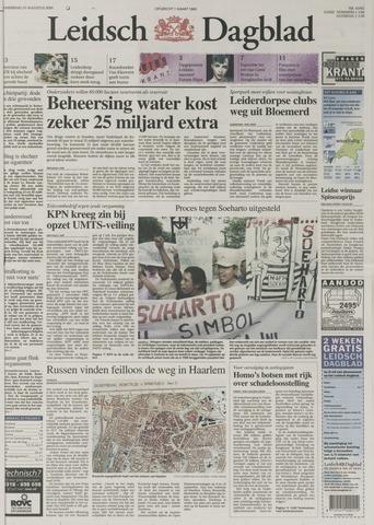 Leidsch Dagblad 2000-08-31