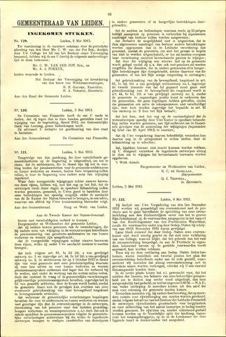Handelingen van de Raad 1913-05-02