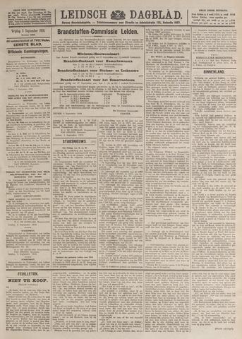 Leidsch Dagblad 1919-09-05