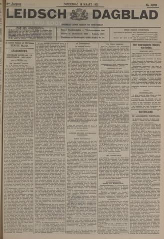 Leidsch Dagblad 1935-03-14