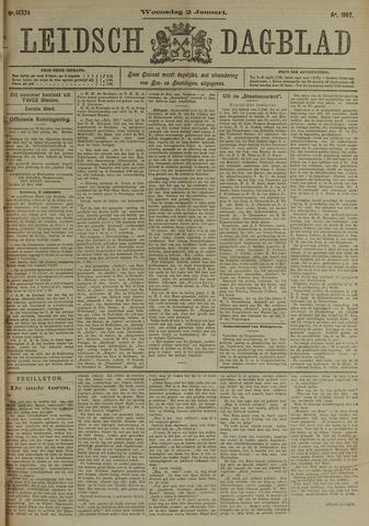 Leidsch Dagblad 1907-01-02