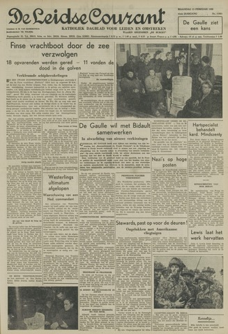 Leidse Courant 1950-02-13