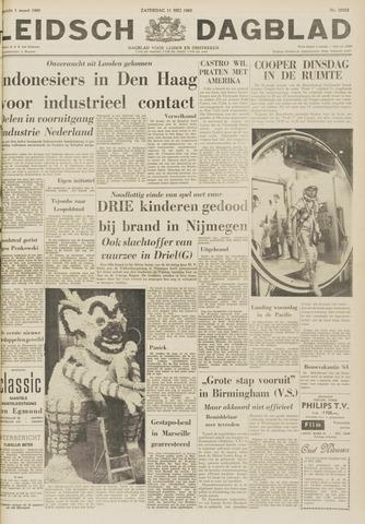 Leidsch Dagblad 1963-05-11
