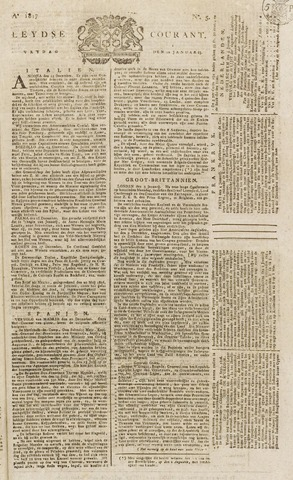 Leydse Courant 1817-01-10