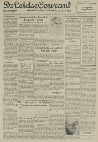 Leidse Courant 1949-05-04