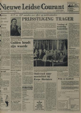 Nieuwe Leidsche Courant 1974-01-22