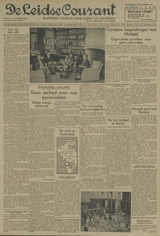 Leidse Courant 1948-09-15