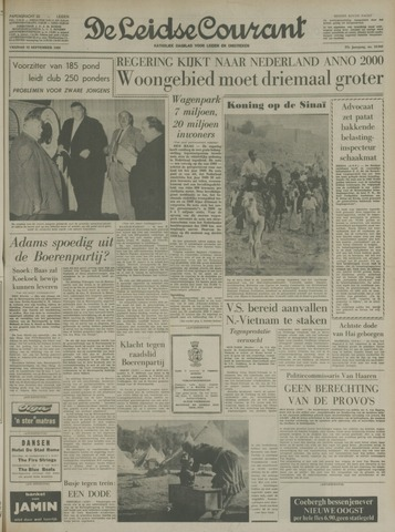 Leidse Courant 1966-09-23