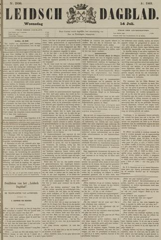 Leidsch Dagblad 1869-07-14