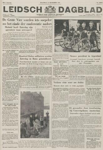 Leidsch Dagblad 1955-11-14