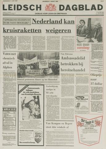 Leidsch Dagblad 1980-06-11