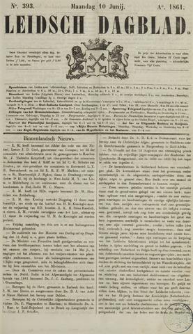 Leidsch Dagblad 1861-06-10